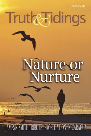 A Christian Worldview: Nature or Nurture