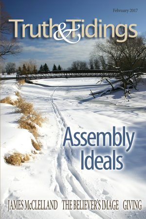 The Assembly, Figuratively Speaking (1): God's Field