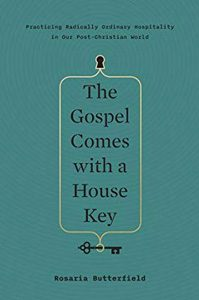 The Gospel Comes with a House Key - Book Cover