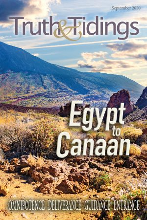 Egypt to Canaan: Dependence (Gospel)